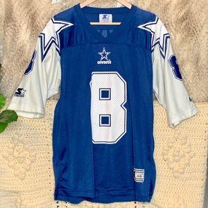 Vintage Starter Troy Aikman Dallas Cowboys Jersey